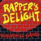 Sugar Hill Gang - Rappers Delight (12'' Vinyl, 1989)